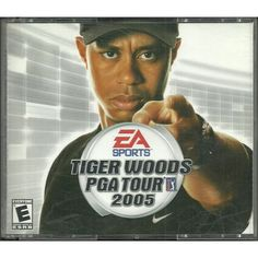 Tiger Woods PGA Tour 2005 Windows XP Me 2000 98 Golf Game CD-ROM By EA Sports Listing in the PC Engine,Vintage & Retro,Video & Computer Gaming Category on eBid Canada | 156188331 CAN$20.00 + shipping