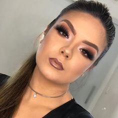 Gorgeous Makeup: Tips and Tricks With Eye Makeup and Eyeshadow – Makeup Design Ideas Perfect Makeup, Gorgeous Makeup, Pretty Makeup, Simple Makeup, Eye Makeup Tips, Eyeshadow Makeup, Eyeliner, Makeup Ideas, Makeup Hacks