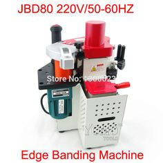 Cheap machine pellet, Buy Quality machine design directly from China machine sublimation Suppliers: JBD80 Portable edge banding machine woodworking manual welt cementing machine 220V
