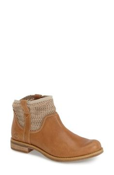 Timberland 'Savin Hill' Chelsea Bootie (Women) available at #Nordstrom