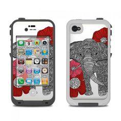 The Elephant LifeProof iPhone 4 Skin