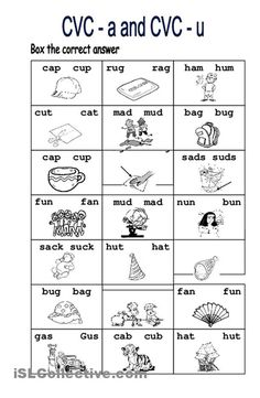 good for cp following word families activity