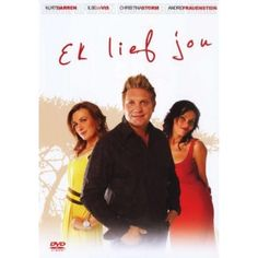 EK LIEF JOU - Kurt Darren Christina Storm - South African Afrikaans DVD *New* - South African Memorabilia Store