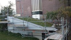 Inspiratie: gemaal Fred Roeske  op de Zuidas van Amsterdam