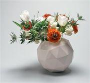 Kelly Lamb Geo Vase