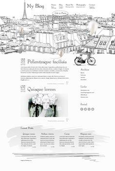 Blog by webvilla.deviantart.com
