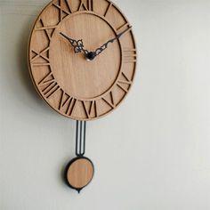 *お洒落な振り子時計*ウォールクロック TONE トーン