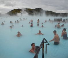 Photograph What a stress. at the Blue Lagoon. Blue Lagoon, Niagara Falls, Outdoor Decor, Photography, Travel, Inspiration, Twitter, Stress, Image