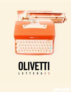 #olivetti #lettera32