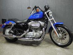 Harley Davidson XL883L Sportster Superlow (B5807 ) - Harley-Davidson Sportster, 2007 - Продажа мотоциклов в Анапе