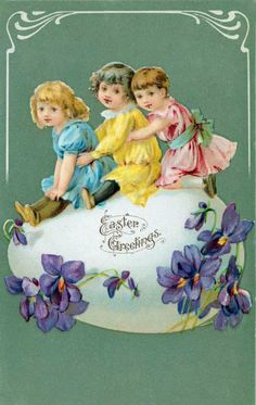 We love this great #Easter card. We wish you and yours a wonderful #Easter.