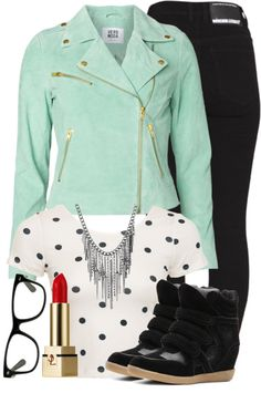 """O2 . 15 . 2O13"" by schwagger ❤ liked on Polyvore"