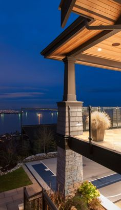 The view from the top of West Vancouver #blurrdMEDIA #archtecture #photography
