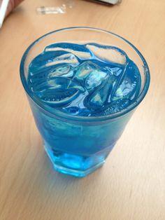 Tarde azul