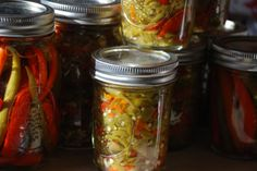 Easy, yummy, canned jalapenos