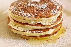 Vegane Pancakes - milchfrei, eifrei, laktosefrei (Rezept mit Bild) | Chefkoch.de