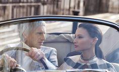 MM.FASHION - SONGDAU - Paul and Leah Weller model for Daks No stranger...