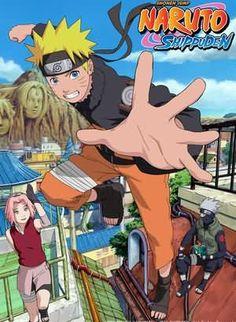 The famous Naruto Shippuden