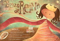 Brazo de reina by Andrea Galecio