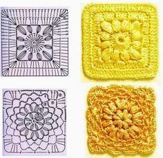 mattonelle | Hobby lavori femminili - ricamo - uncinetto - maglia