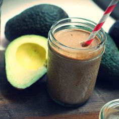 Avocado + Chocolate = 1 Delicious, Creamy Treat (Photo credit: Candice Kumai)