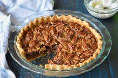 Bourbon-Brown Butter Pecan Pie