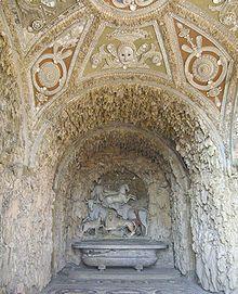 Villa di Castello, Tuscany, (1538)  Villa di Castello was the project of Cosimo I de' Medici, first Duke of Tuscany, begun when he was only seventeen. It was designed by Niccolò Tribolo who designed two other gardens: the Giardino dei Semplici (1545) and the Boboli Gardens (1550) for Cosimo.