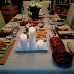 Wine and cheese table #sharing #friends