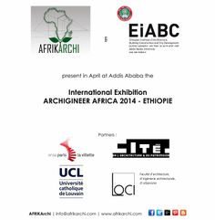 AFRIKArchi in Addis Ababa for its International Exhibition