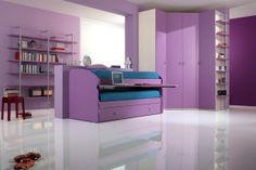 the bedrooms bright, colorful and safe for kids http://www.spar.it/sp/it/arredamento/camerette-one-201.3sp?cts=camerette_one?utm_source=pinterest.com&utm_medium=post&utm_content=junior-one&utm_campaign=pin-pinterest