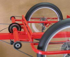 electric bike trailer