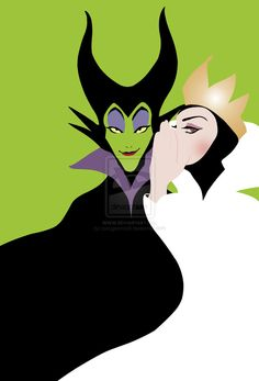 Wicked Villains by cocogemstuff
