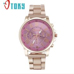 Excellent Quality New Quartz Watches Women Luxury Brand Geneva Ladies Wristwatches Gifts Stainless Steel Watches relojes mujer #Affiliate