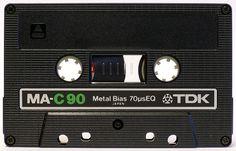 TDK MA-C 90