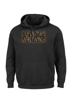 Cheap menss cleveland browns tailgater full zip hoodie coffee