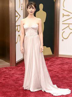 Cristin Mioloti: 2014 Oscars
