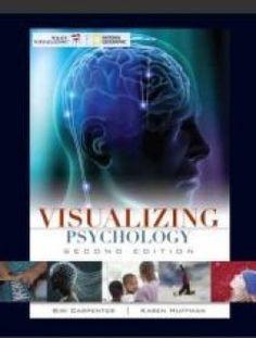 Visualizing Psychology, 2nd Edition - Free eBook Online