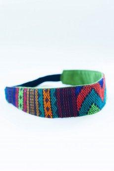 Reversible Woven Headband