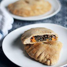 Spiced Lentil, Sweet Potato & Kale Whole Wheat Pockets Recipe