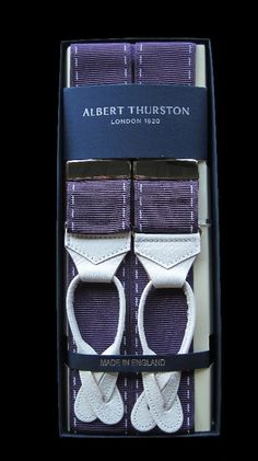 miglior sito web Liquidazione del 60% seleziona per originale 9 Best Thurston Braces images   Braces, Mens braces, Braces ...