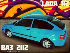 100%™ Lada 2112 | coupe