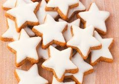 Check out Cookies in star form by TatianaFrank on Creative Market Iced Biscuits, Sweets Recipes, Biscotti, Christmas Cookies, Nutella, Oreo, Christmas Stockings, Deserts, Food And Drink
