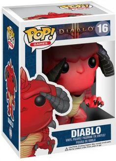 Diablo Vinyl Figure 16 - Diablo Funko Pop!