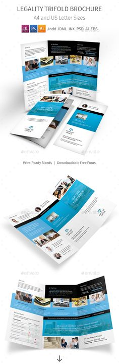Software Business Trifold Brochure Brochures, Software and - software brochure