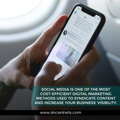 Social media is one of the most cost-efficient digital marketing methods used to syndicate content and increases your business' visibility. Marketing Branding, Social Media Marketing, Digital Marketing, Advertising, Content, Business, Store, Business Illustration