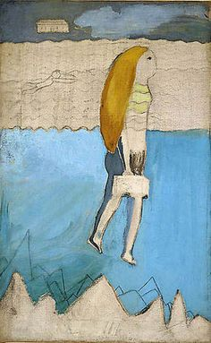 Louise Bourgeois - The Runaway Girl