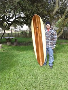Surfboard, Wood, Pictures, Photos, Woodwind Instrument, Timber Wood, Surfboards, Trees, Surfboard Table