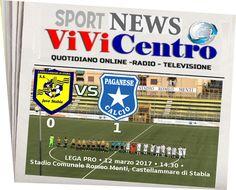 Juve Stabia vs Paganese ( 0-1 ) Cronaca testuale