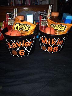 30 New Ideas Basket Ball Team Gifts Diy Seasons Sports Snacks, Team Snacks, Sports Gifts, Sports Mom, Sports Party, Cheer Party, Kid Snacks, Sports Activities, Party Fun