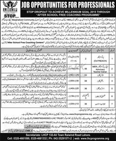Job Opportunities in Literacy & Health Care Programme Lahore For details and how to apply: http://www.dailypaperpk.com/jobs/200680/job-opportunities-literacy-health-care-programme-lahore